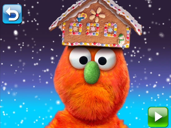 Elmo's Monster Maker HD iPad Screenshot 2