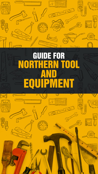 Guide for Northern Tool and Equipment screenshot 1