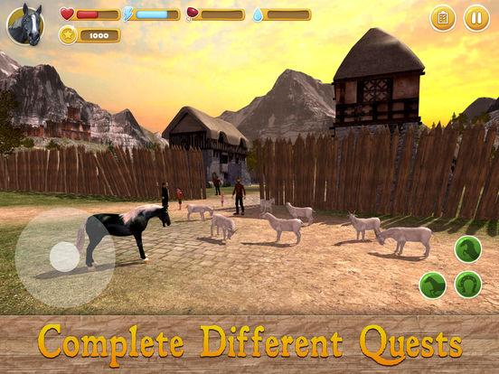 Horse Family Simulator Full screenshot 8