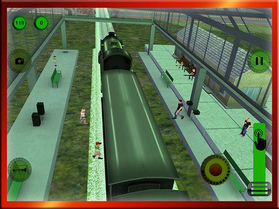 Euro Train Drive Simulator PRO screenshot 6