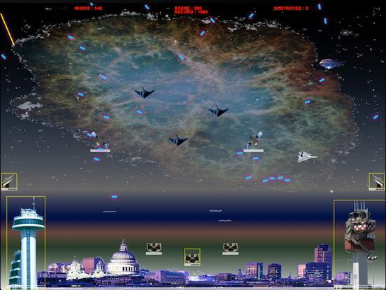 Nuclear Defence HD iPad Screenshot 2
