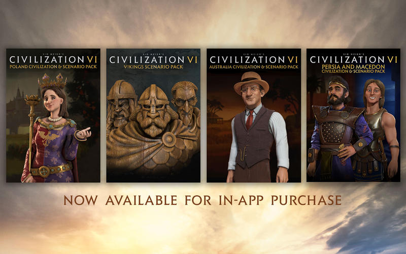 Civilization VI Screenshots