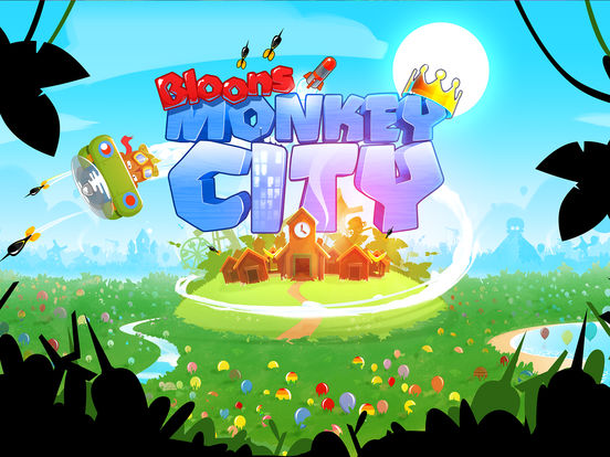 Bloons Monkey City screenshot 10