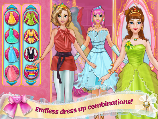 Скачать игру Design It! Princess Fashion Makeover: Outfit Maker