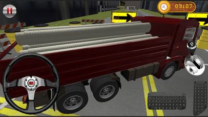 Real CargoTruck: Mega Shipment Task screenshot 3