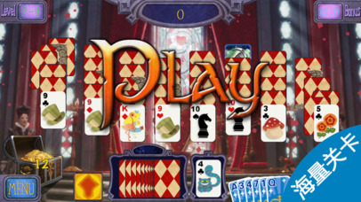 Screenshot 5 Alice Solitaire⋆free game