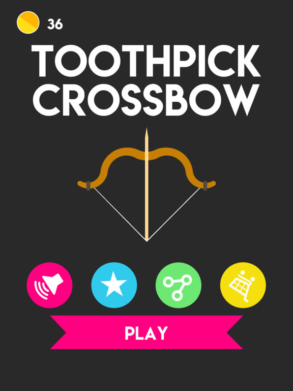 Toothpick Crossbow· Screenshot
