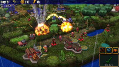 Epic Little War Game screenshot 4