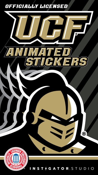 UCF® Stickers screenshot 1