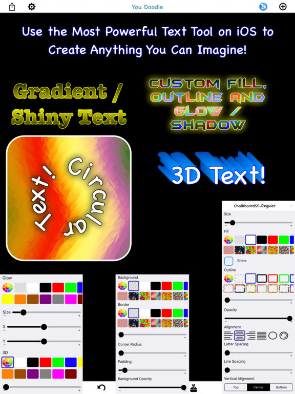 You Doodle Pro - the only photo editor you need Screenshots