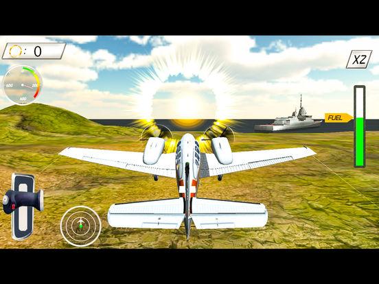 Perfect Airplane Pilot Flight Simulator screenshot 6