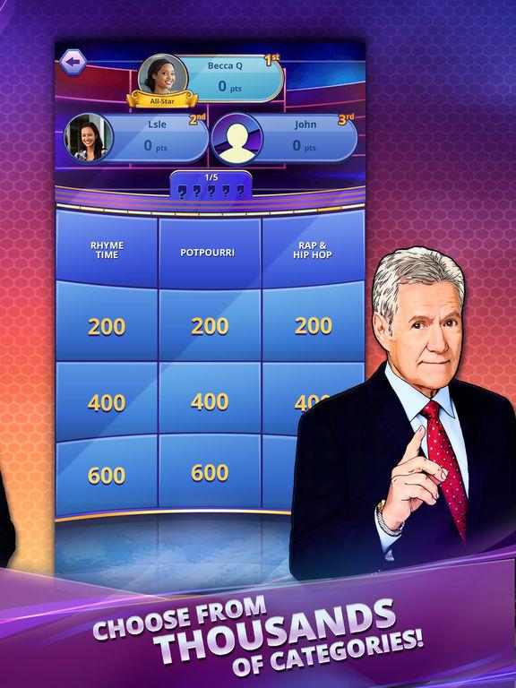 Jeopardy! World Tour screenshot 8