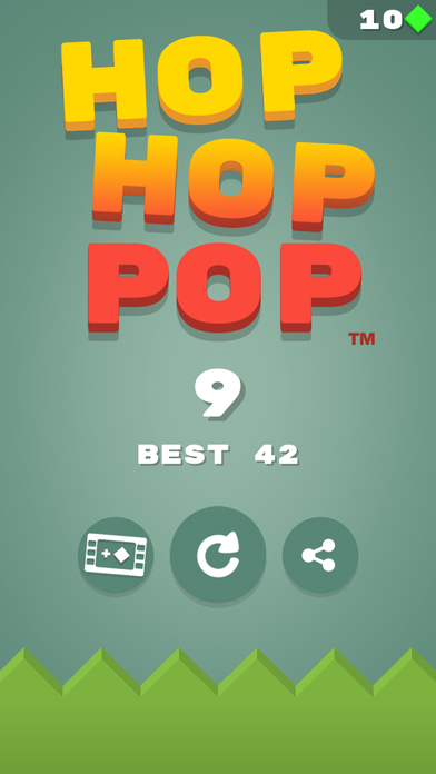 Hop Hop Pop screenshot 1