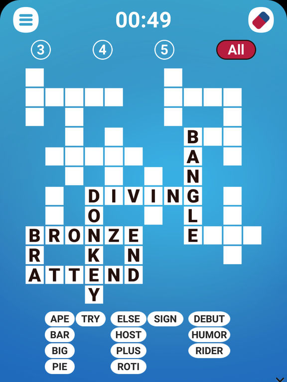Word Fit Fill Ins On The App Store