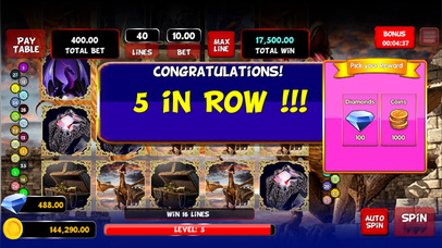 Screenshot 5 Vegas Golden Luck Slots