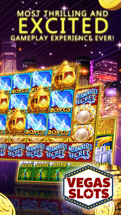 Screenshot 5 Vegas Slots Fortune: Casino Online Slot Machines