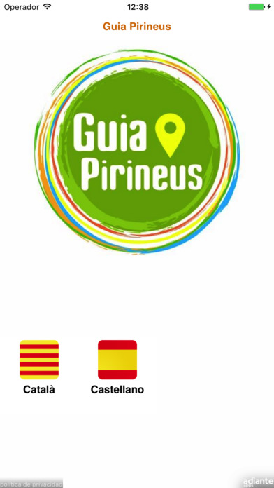 Guia Pirineus screenshot 1
