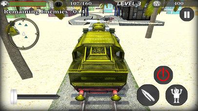 Train Robot Transformation screenshot 2