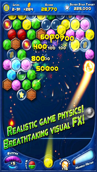 Bubble Bust! - Pop Bubble Shooter Screenshots