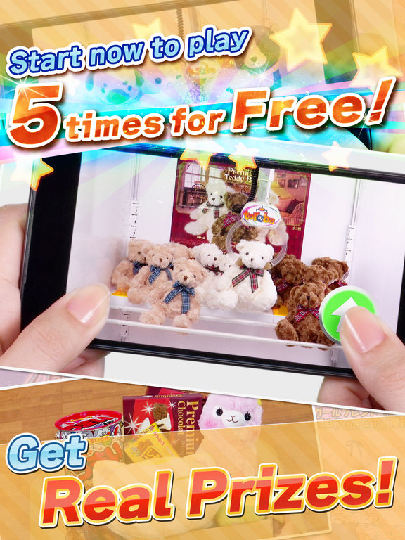 crane game toreba on the app store