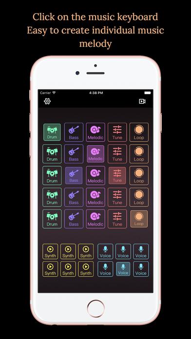 Screenshot #4 for DJ Mixer - Music Beats Editor
