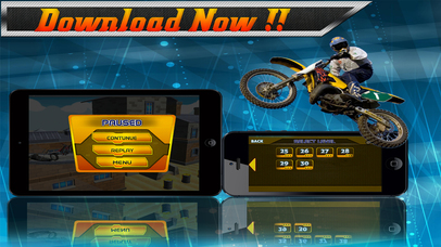 Asphalt Xtreme Offroad Dirt Bike Stunt Challenge screenshot 4