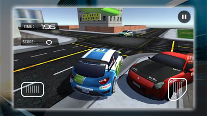 Flag Catcher Car Racing screenshot 2