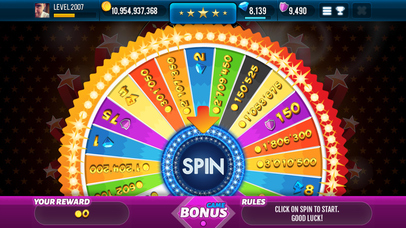 Screenshot 3 Fortune in Vegas — Jackpots Slot Machine