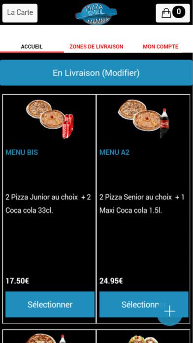 Pizza Del Mamma screenshot 3