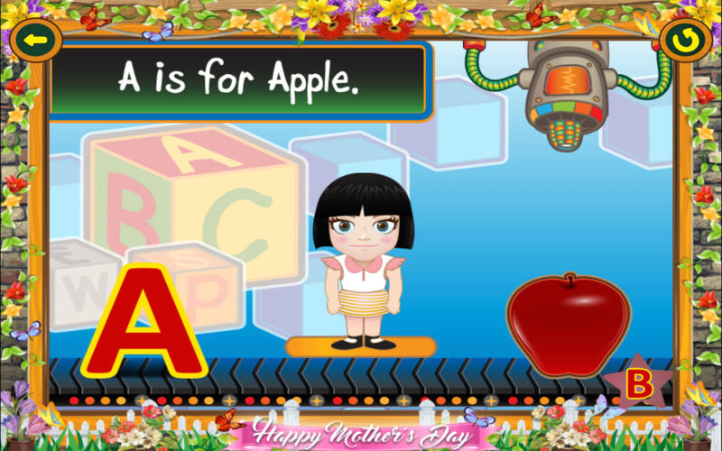 Alphabets Machine - Play and Learn Pro for Mac