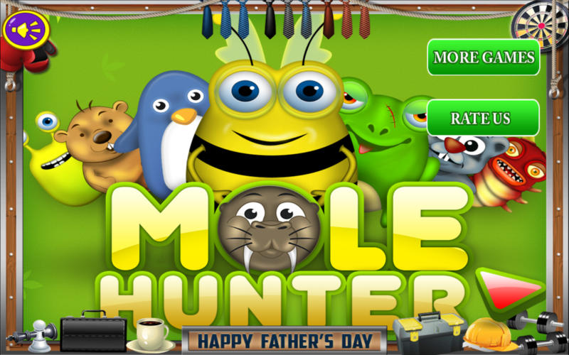 打鼹鼠游戏 Mole Smacker