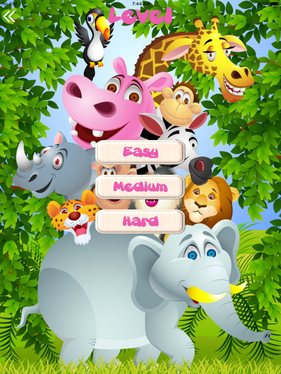 Animal Puzzle only Kids screenshot 6