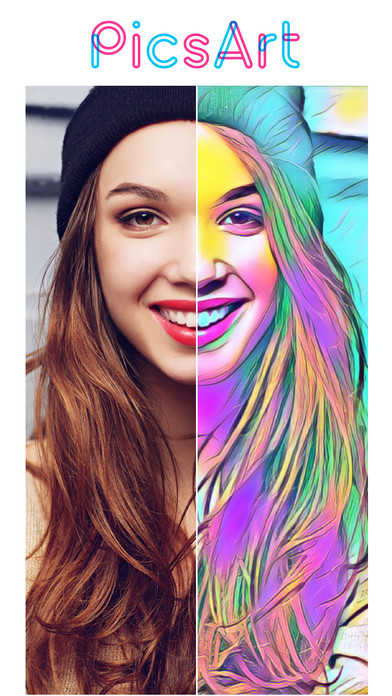 PicsArt Photo Studio: Редактор фото и коллажей Screenshot