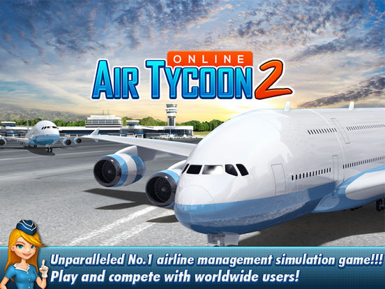 Screenshot #1 for AirTycoon Online 2