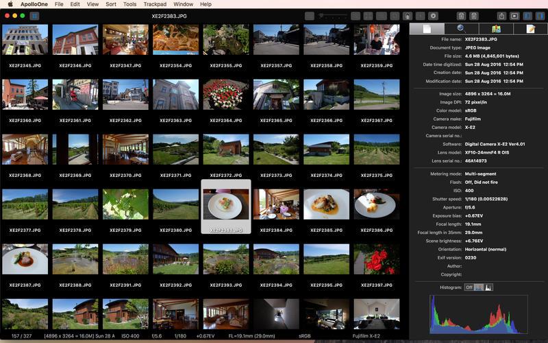 ApolloOne for Mac 2.0.1 激活版 - 优秀的图片浏览工具