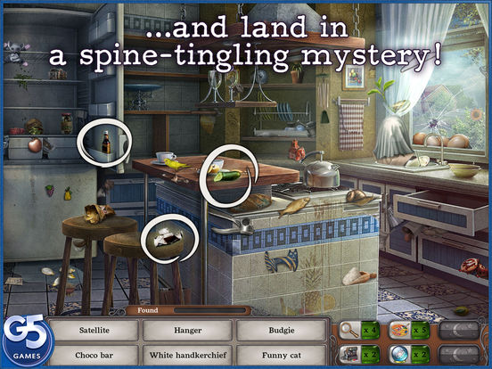 Screenshot #2 for Letters From Nowhere®: A Hidden Object Mystery