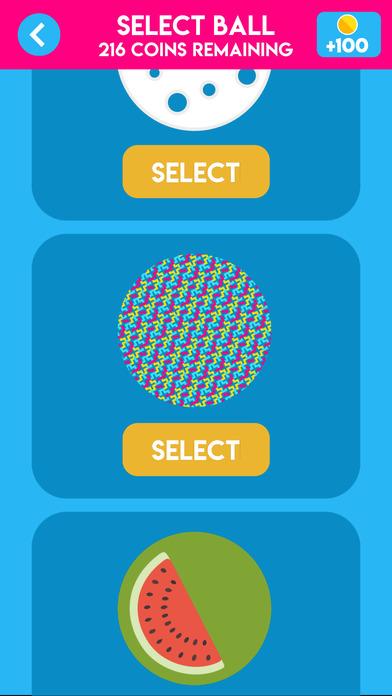 Slicing Ballz - Blocks vs Balls Screenshot