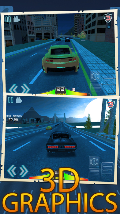 car driving night traffic simulator app download android apk. Black Bedroom Furniture Sets. Home Design Ideas