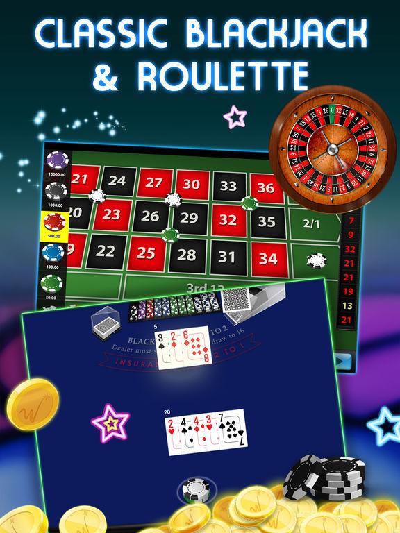 WinStar World Casino - Online eGames & eTablesscreeshot 3