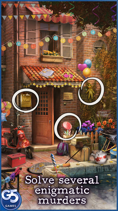 Screenshot #9 for Letters From Nowhere®: A Hidden Object Mystery