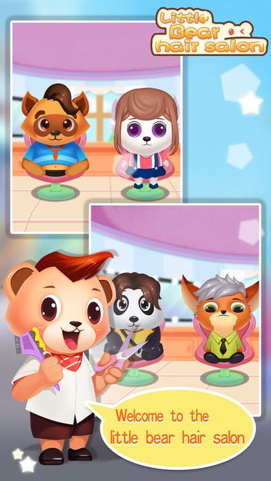 Little Bear Hair Salon screenshot 1