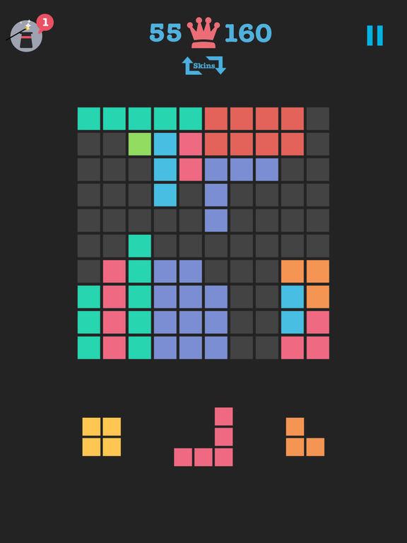 10101010: Block Puzzle 10/10 Color Brick Scalescreeshot 1