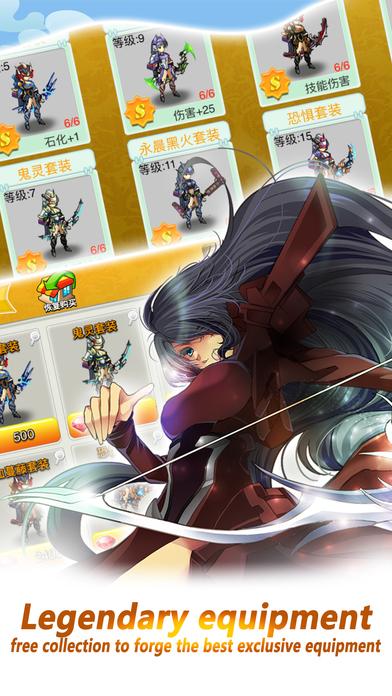 Demon hunt 2:the legend of archer Screenshots