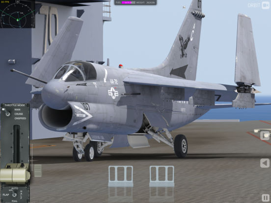 F35 Carrier Landing HD screenshot 8