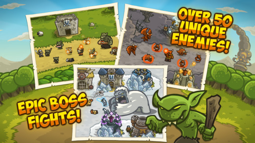 Kingdom Rush Screenshots