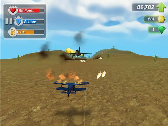 燃烧之翼截图3