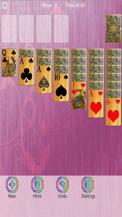 Screenshot 2 Solitaire — Gold Classics