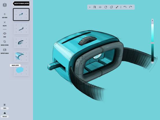Product Sketch 앱스토어 스크린샷