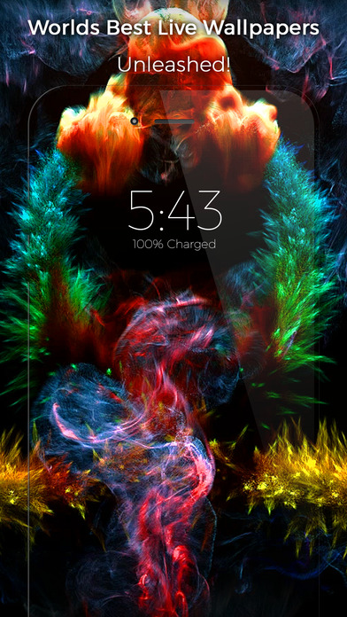 Nebula - Live Wallpapers screenshot 1