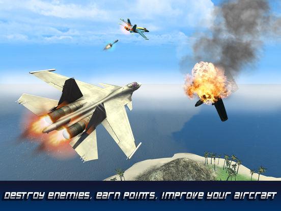 F18 Carrier Airplane Flight Simulator screenshot 7